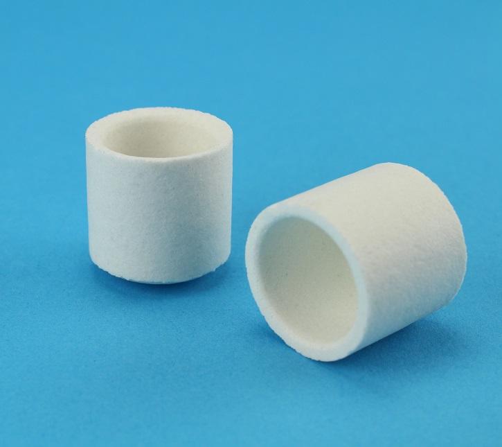 Tygle ceramiczne do CS